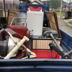 【相生市】軽トラック1台程度の出張不用品回収・処分ご依頼