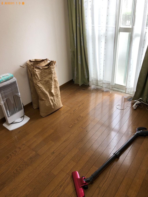 【姫路市】冷蔵庫、椅子、食器棚等の回収・処分ご依頼 お客様の声