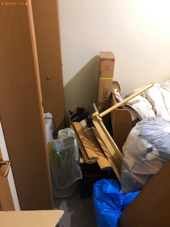 【芝山町】ソファー、布団、ダンボール、一般ごみ等の回収・処分