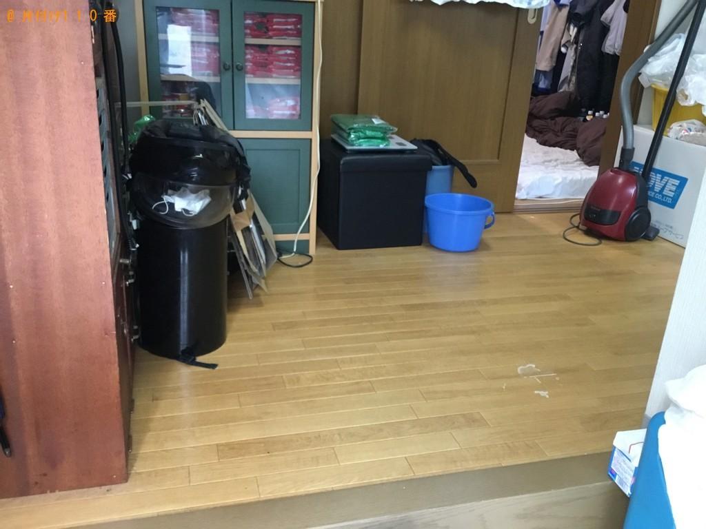 【尼崎市】洗濯機の回収・処分ご依頼 お客様の声