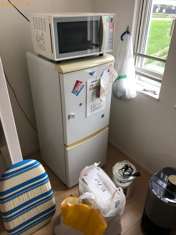 【尼崎市】冷蔵庫、炊飯器、電子レンジ、ポット等の回収・処分ご依頼