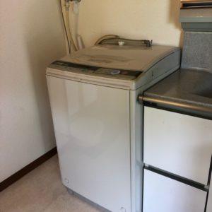 【たつの市新宮町】冷蔵庫、洗濯機、メタルラック等の回収・処分