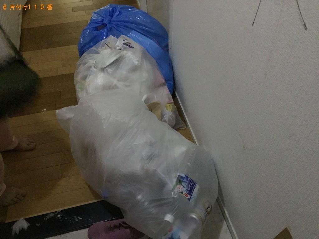 【宝塚市】一般ごみの回収・処分ご依頼 お客様の声