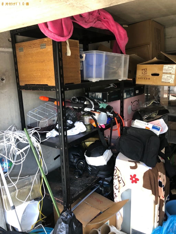 【神戸市長田区】2tトラック1台程度の出張不用品回収・処分ご依頼
