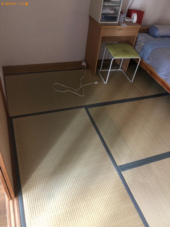 【神戸市】シングルベッド、ベッドマットレス、ソファーの回収・処分