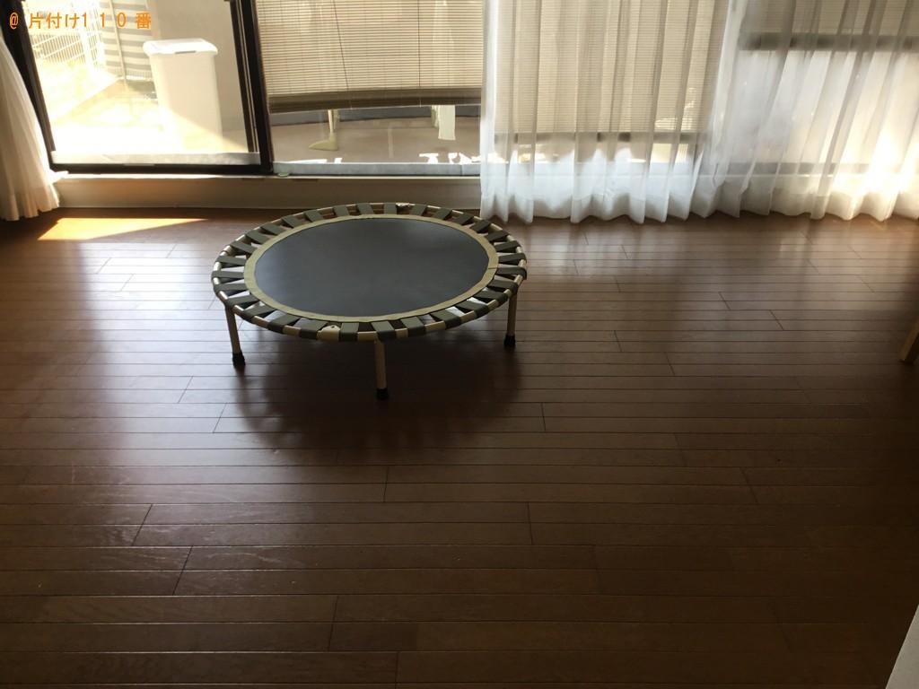 【神戸市長田区】三人掛けソファー、ストライダーの回収・処分ご依頼