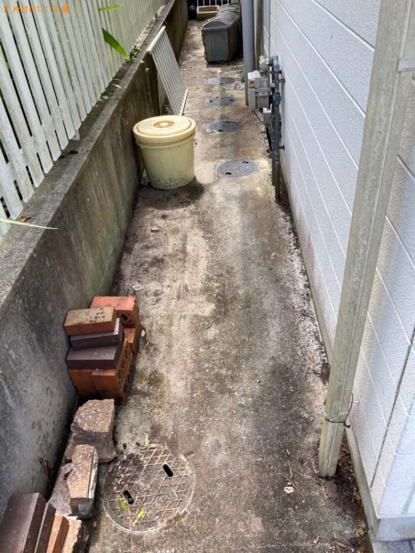 【三田市】木材の回収・処分ご依頼 お客様の声