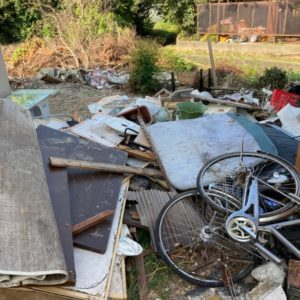 【姫路市花田町】自転車、木材等の回収・処分ご依頼 お客様の声