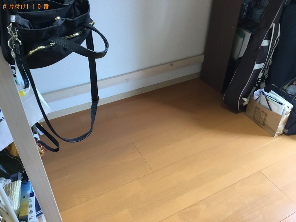 【神戸市西区】洗濯機、ソファー、座卓の回収・処分ご依頼