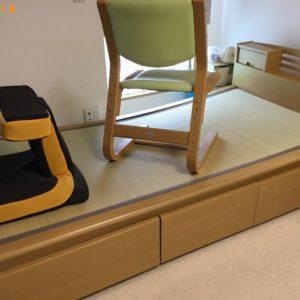【宝塚市梅野町】タンス、シングルベッド、椅子、畳等の回収・処分