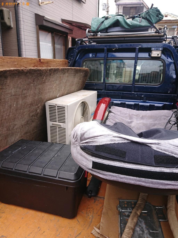 【尼崎市】エアコン、マッサージチェア等の回収・処分ご依頼