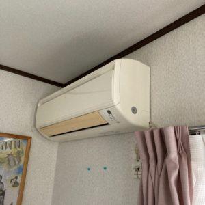 【神戸市西区】エアコンの取り外し・回収・処分ご依頼 お客様の声