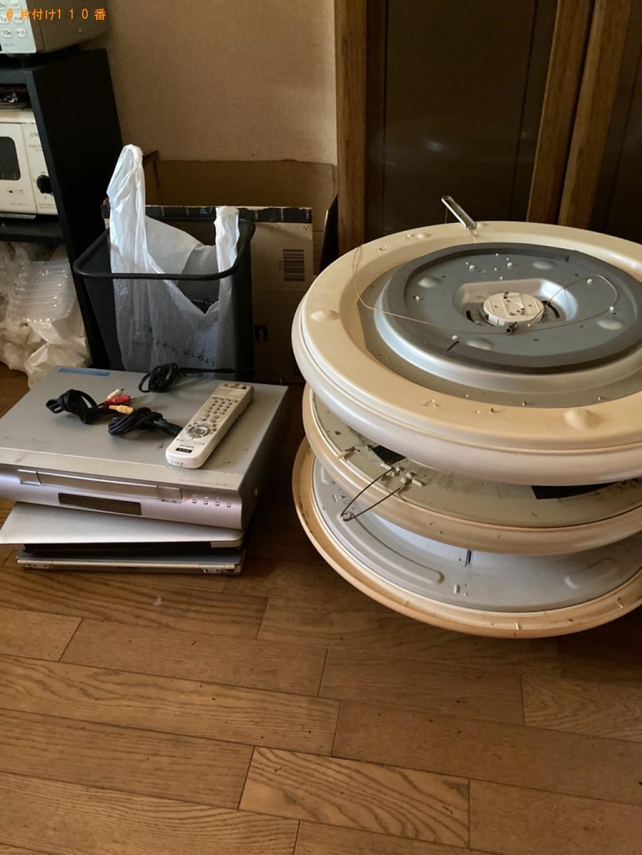 【神戸市東灘区】テレビ、エアコン、クローゼット等の回収・処分