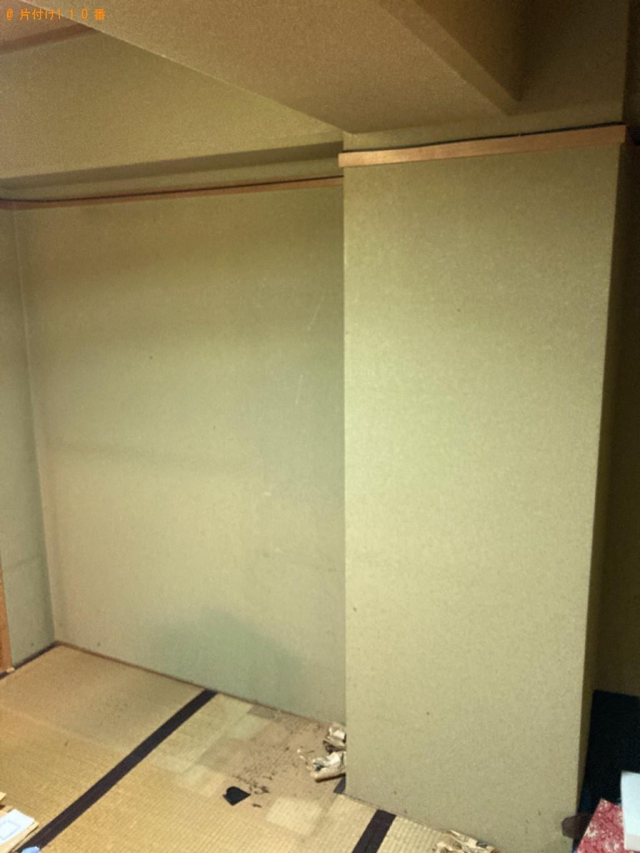 【神戸市】タンス、食器棚、金庫の回収・処分ご依頼 お客様の声