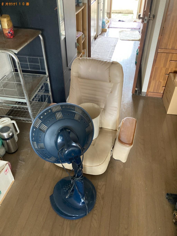 【姫路市別所町】ソファー、テレビ台、小物入れ等の回収・処分ご依頼