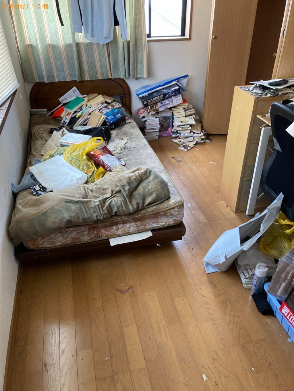【【姫路市広畑区】大量の一般ごみの片付けと回収・処分ご依頼 お客様の声