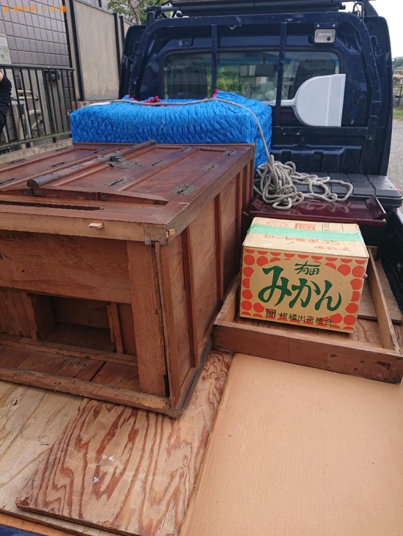 【神戸市北区】仏壇の回収・処分ご依頼 お客様の声