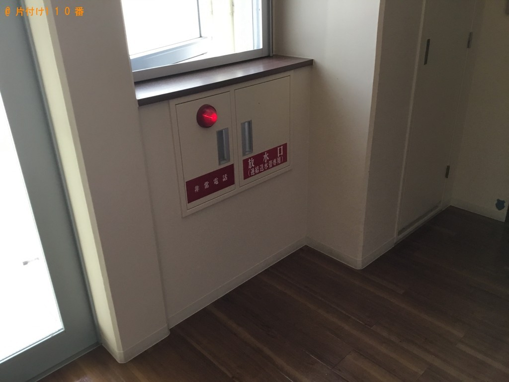【南あわじ市】冷蔵庫、洗濯機、カーペット、ソファー等の回収・処分
