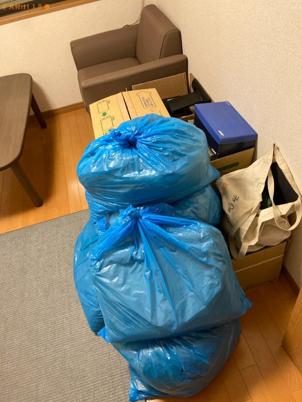 【神戸市】パソコン、蛍光灯、ファイル、ヘルメット等の回収・処分