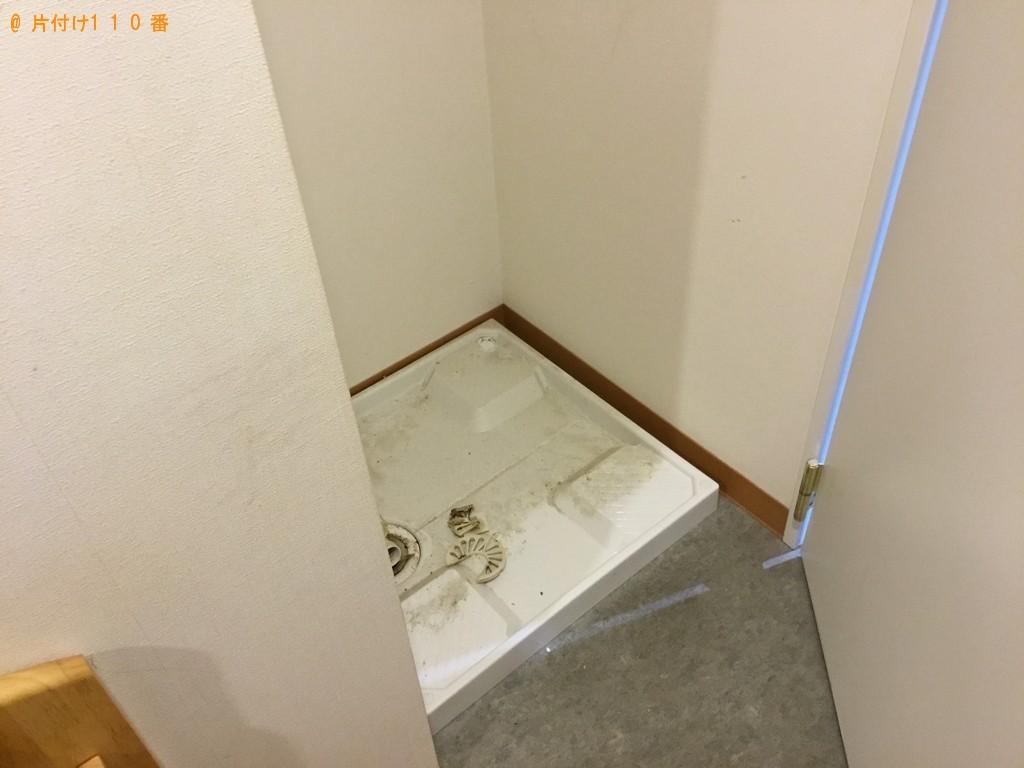 【神戸市】洗濯機、タンスの回収・処分ご依頼 お客様の声