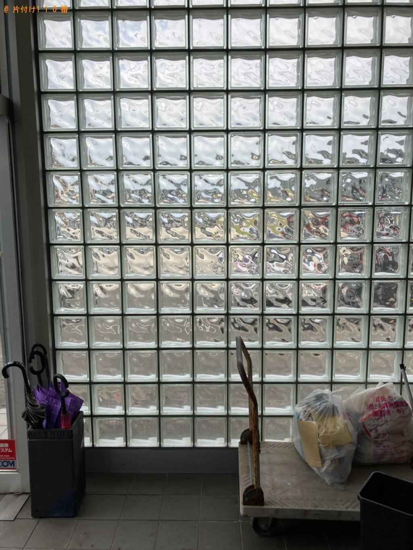 【姫路市勝原区】金庫、家具の回収・処分ご依頼 お客様の声