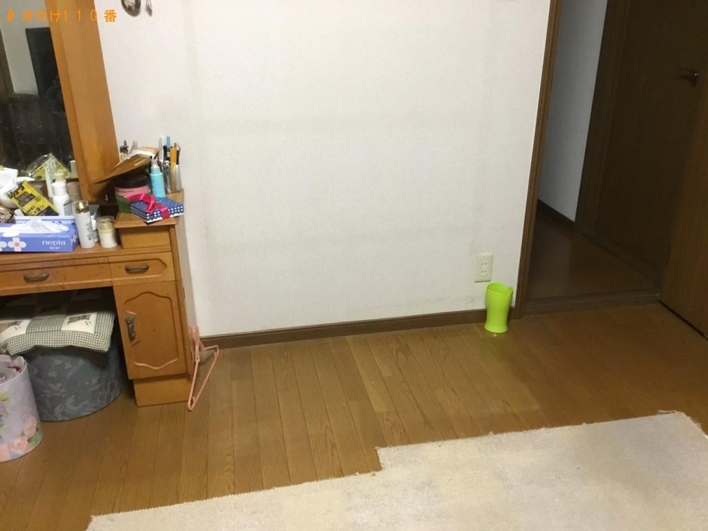 【神戸市西区】クローゼットの回収・処分ご依頼 お客様の声