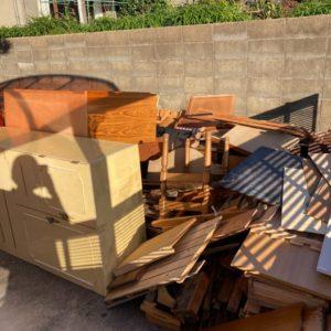 【姫路市】タンス、木材等の回収・処分ご依頼 お客様の声
