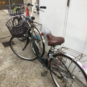 【尼崎市大西町】自転車の回収・処分ご依頼 お客様の声