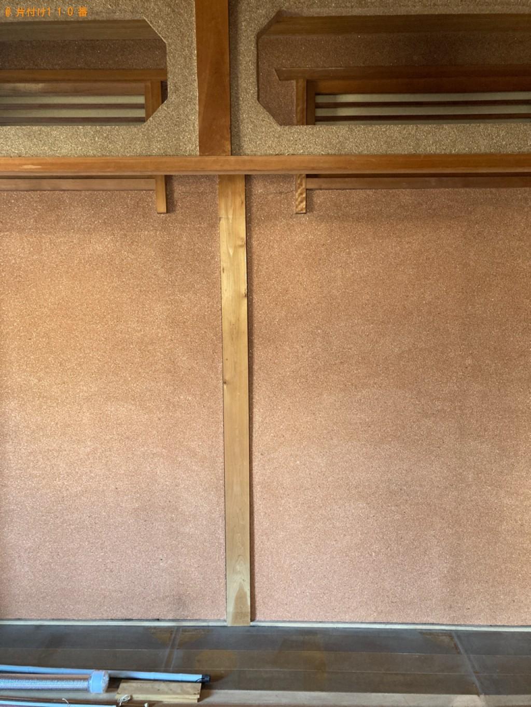 【姫路市網干区】タンス、ベッド、洗濯機、電気オルガン等の回収