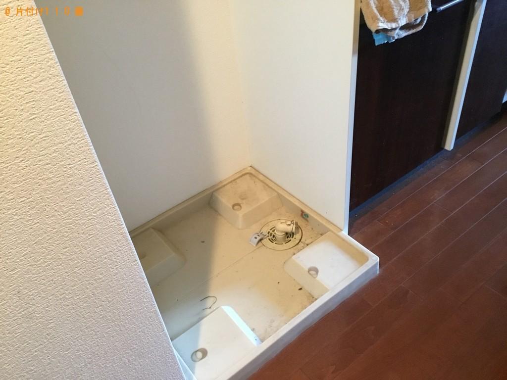 【神戸市中央区】洗濯機の回収・処分ご依頼 お客様の声