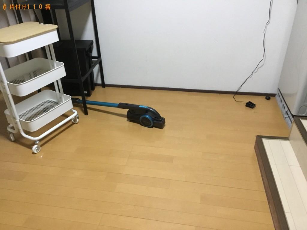【神戸市中央区】本棚、ソファー、PCデスク、ラック等の回収・処分