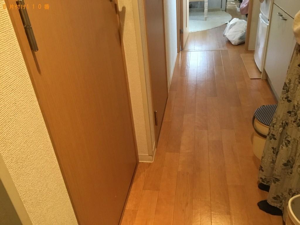 【神戸市中央区】ウレタンマットレスの回収・処分ご依頼 お客様の声
