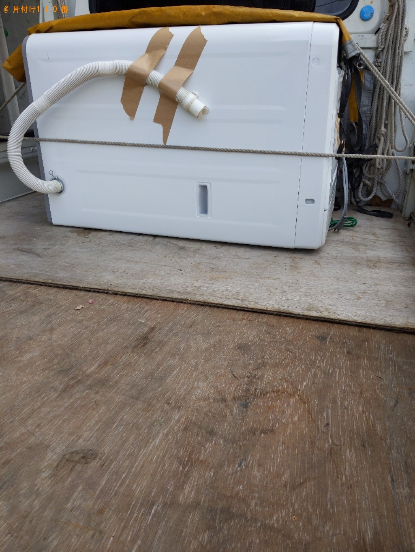 【西宮市田代町】洗濯機の回収・処分ご依頼 お客様の声