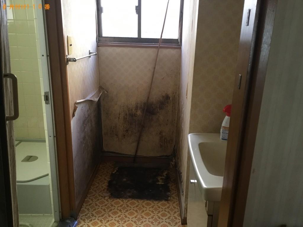 【川西市】洗濯機の回収・処分ご依頼 お客様の声