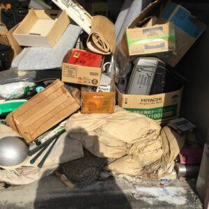 【三田市】マットレス、ゴルフバッグ、布団、家電、引き出し等の回収