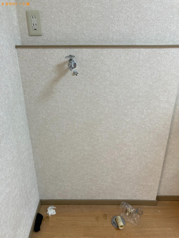 【三田市】カーペット、シングルベッドマットレス、冷蔵庫等の回収