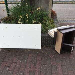 【伊丹市】家具の回収・処分ご依頼 お客様の声