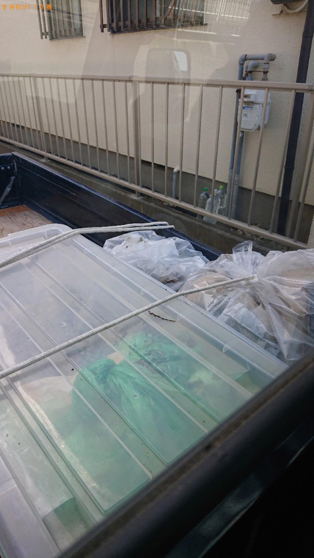 【尼崎市】一般ごみの回収・処分ご依頼 お客様の声