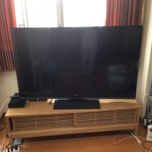 【神戸市中央区】テレビの回収・処分ご依頼 お客様の声