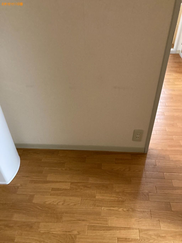 【加東市】冷蔵庫、カーペット、こたつ、テレビ台等の回収・処分