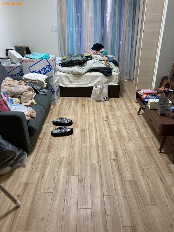 【姫路市】大量の一般ごみの回収・処分ご依頼 お客様の声
